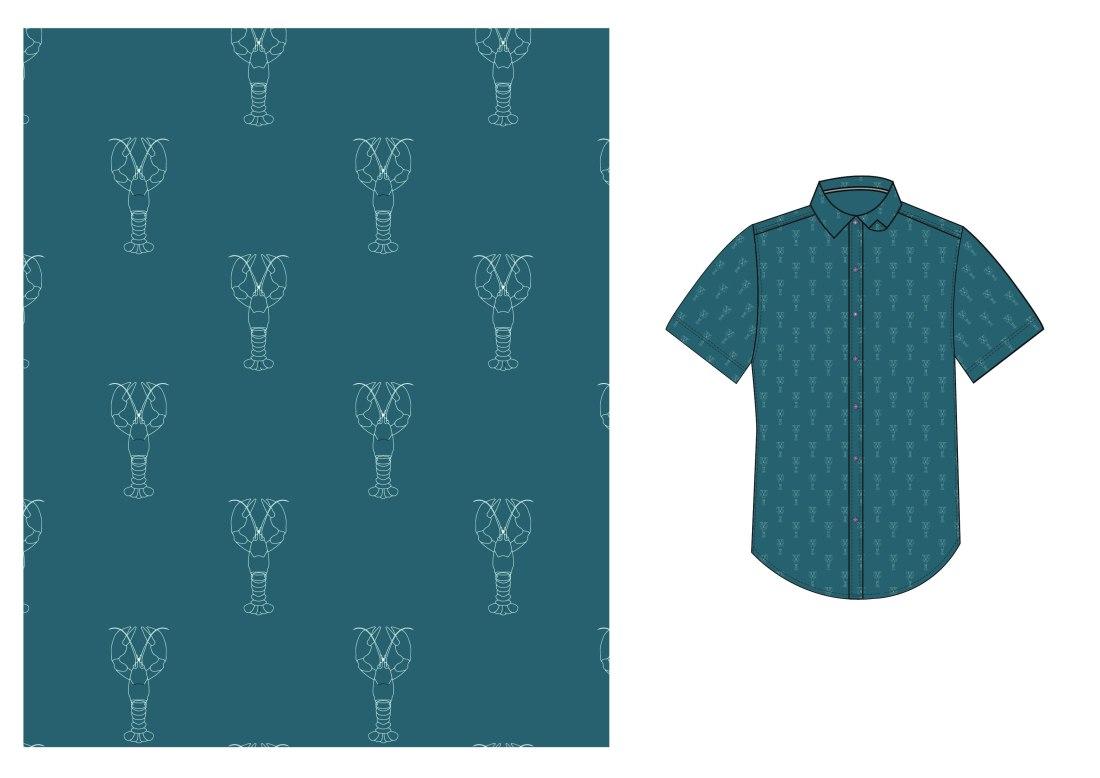 lobster shirt-01
