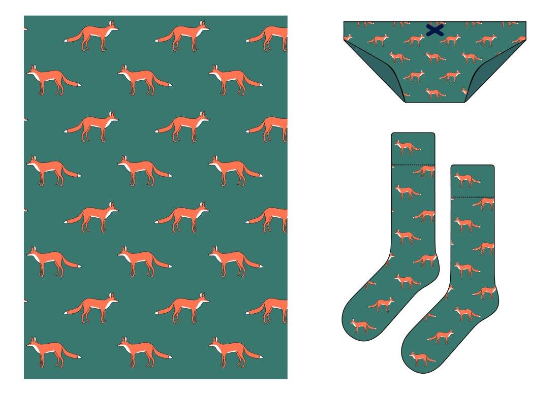 socks and pants foxy-06