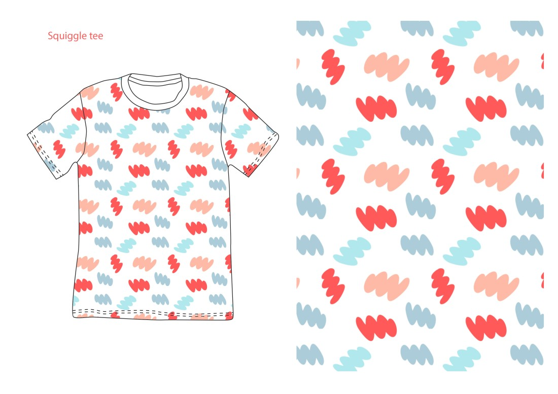 squiggles tee 2